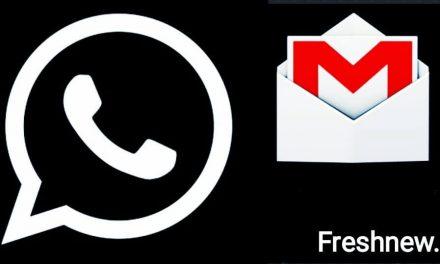Dark Mode Feature Update Soon In Whatsapp and G-mail: News Bog.