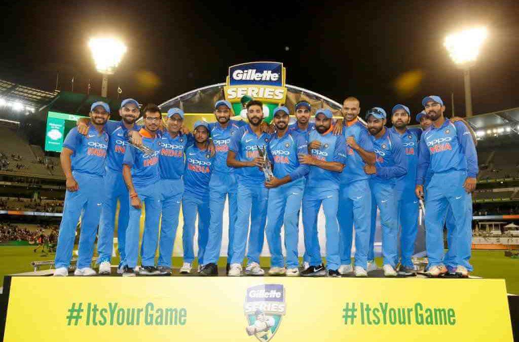 India vs Australia: 3rd ODI Highlights,Video: Fresh News India.