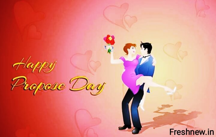 Happy Propose Day 2019 Image., photo