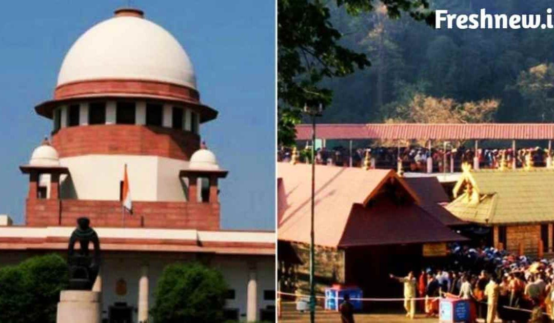 Sabarimala Temple: Supreme Court Order, History, Case, Controversy: News.