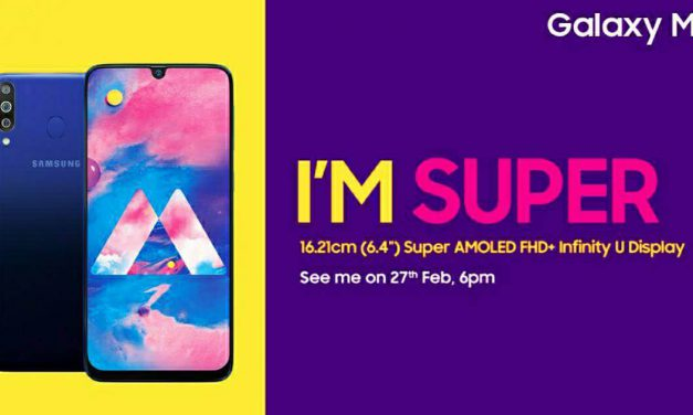 Samsung Galaxy M30 Phone will be launch on 27 February in India, Specs, Price.
