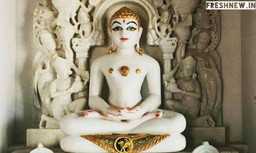 Happy Mahavir Jayanti 2019 Day, image, photo, picture, lord mahavira jain Date, Quotes, Facts, Essay in English