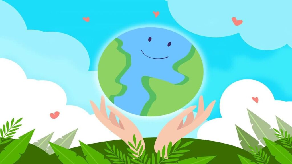 World Earth Day 2021 Poster